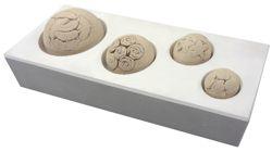gipsformen und modellgips zum hersellen von keramik objekten. Black Bedroom Furniture Sets. Home Design Ideas